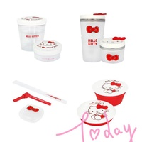 【現貨】dr.Si x Hello Kitty愛台灣矽寶巧力杯巧力盒巧餐盒掌心包WAYCUP環保杯伸縮杯折疊杯隨身杯