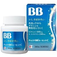 日本 chocola BB lucent C 藍BB 180錠【Miss.Sugar】【C900024】