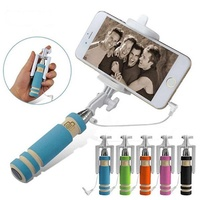 Mini Handheld Selfie Stick Monopod Camera For iPhone 6/6 plus iPhone 5 5s Andriod Smartphone