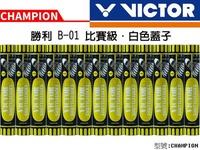 宏亮 含稅附發票 整箱免運 VICTOR 羽毛球 勝利 勝利牌 羽球 比賽球 比賽級 B-01 CHAMPION