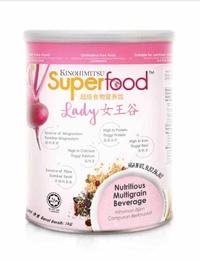 Kinohimitsu SuperFood+ Lady 1kg