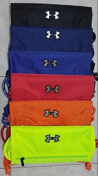 Under Armour GYM Bag - BEST Quality / Drawstring / Travel / Shoes / Sports / 42cm*50cm