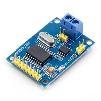 🔈新品🔈 適用於Arduino的MCP2515 CAN匯流排模組 TJA1050接收器SPI模組