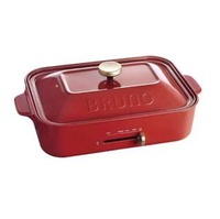 Bruno Hot Plate (Red)