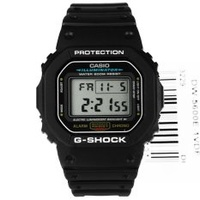 Casio G-Shock Men's Black Resin Band Watch DW-5600E-1 (EXPORT)