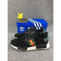 adidas nmd r1 x gucci go joint bee embroidery sneakers couple shoes