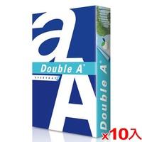 ★10件超值組★DOUBLE A A4多功能影印紙80磅500張【愛買】