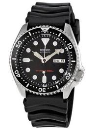 Seiko Automatic Diver's 200M SKX013 SKX013K1 SKX013K Men's Watch