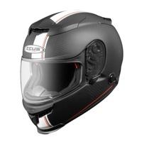 ZEUS 瑞獅 ZS-1200H 1200H N53 全罩 碳纖維 歐式風格 安全帽 消光碳纖/白