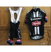 捷安特 Team GIANT-Alpecin 選手版短袖車衣褲