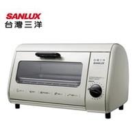 SANLUX 台灣三洋 8L 電烤箱 SK-08A 8公升 小烤箱