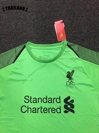 2019 LiverpoolFC Goalkeeper Jersey Short sleeve New Season Home And Away and 3rd Football Jersey for the 2018/2019 Thailand Version