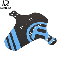 (Free Shipping for WM - Klang Valley,WM - Non Klang Valley,EM - Sabah)SCIOLTO SPORTS Multicolor Mountain Bike Fenders Riding Tyre Mudguard