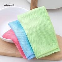 micmicell_吸水性微纖維廚房毛巾盤快速乾燥清潔布洗碗布