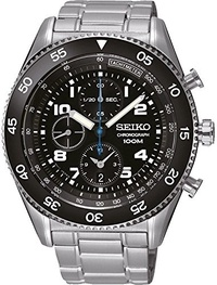 (SEIKO WATCH (Seiko Watch)) Seiko reimportation model Chronograph CHRONOGRAPH SNDG59P1 Men s Watc...