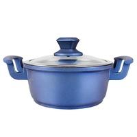 Xing xi SAPPHIRE Stew Pot Household Stew Pot Cookware Non-stick Pot Milk Pot Instant Noodles Pot Fuel Gas Electromagnetic Furnace Universal