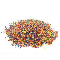 200/2000Pcs colored  soft crystal water paintball for gun bullet grow water beads grow balls water gun toys