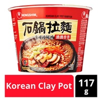 Nongshim Instant Bowl Noodle - Korean Clay Pot