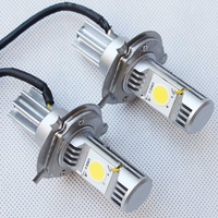 niversal Car/Truck H4 1800LM 50W Cree LED HeadLight Head lamp H/L Beam