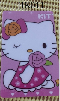 (WESHOPPER)EZLINK CARD STICKER (Hello Kitty / Doraemon / Melody / Minions / Stitch / Winnie The Pooh / Snow White / Mickey Mouse / Eiffel Tower / Pokémon / Totoro / One Piece