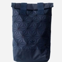 【DoCo】 The NEW Adidas x Issey Miyake 3D Mesh bags Navy Blue