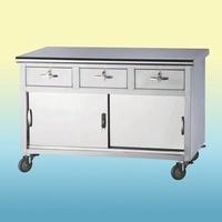 廚身型工作台 / 4尺X2尺 / 水吧台 / 飲料吧台 / 白鐵吧台 / 流理台 / 飲料工作台 / 工作櫃
