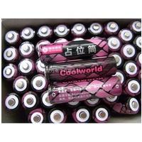 3號AA 14500 鋰電池 磷酸鐵鋰 假電池 佔位器 占位電池 電池佔位桶 電池佔位筒,4號 代位 假4號 4號電池