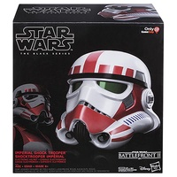 《 STAR WARS 星際大戰 》黑標收藏頭盔 - 特種部隊
