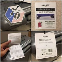 DELSEY 70th Anniversary Limited Edition
