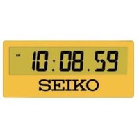 Seiko QHL073Y Digital Clock
