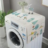 Haier Big Child Prodigy Washing Machine Cover Roller Waterproof Sunscreen Sets TCL Panasonic Whirlpool SIEMENS Littleswan