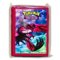 美版 Pokemon TCG 神奇寶貝 XY 遊戲卡 Yveltal 伊裴爾塔爾 卡套 65張/包