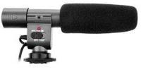 ไมโครโฟนติดกล้อง รุ่น SG-108 - สีดำ