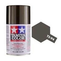 ◆弘德模型◆ 田宮 TS-94 金屬灰 亮光 噴罐 Tamiya TS94 金屬漆 85094