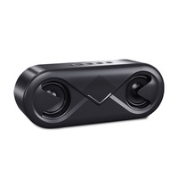 S6 Wireless Bluetooth Speaker 5.0 Stereo AUX Subwoofer Support USB TF Card