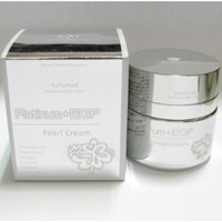 日本-白金EGF深層活化珍珠霜Platinum EGF Pearl Cream-免運
