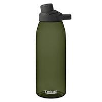 【CAMELBAK】1500ml 戶外運動水瓶 橄欖綠 CHUTE MAG 不溢漏 Travellight旅形