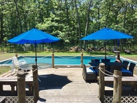 住宿 East Hampton  Luxury Home With  Gunite Pool 東漢普頓, 紐約, 美國