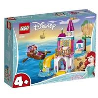 正版公司貨 LEGO 樂高 DISNEY PRINCESS LEGO41160 愛麗兒的海邊城堡 生日禮物