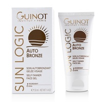 Guinot 維健美 古銅仿曬臉部凝膠Sun Logic Auto Bronze Self-Tanner Face Gel  50ml/1.4oz