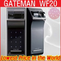 [Gateman] F10 (WF20) / Digital door lock / Installation Service / Finger print / 100% authentic