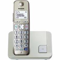 Panasonic KX-TGE210CX DECT Cordless Phone (Export Set)