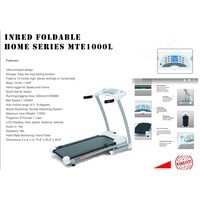 [JIJI] Inred Foldable Home Series MTE1000L Treadmill - Free Delivery (SG)