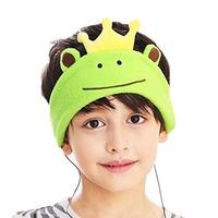 Firik Kids Headphones - Easy Adjustable Kids Costume Headband Silky Headphones for Children, Perfect