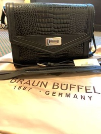 Braun Buffel 2-way bag
