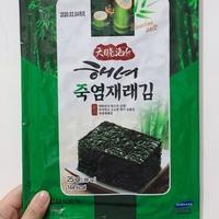 天曉海女 韓國海苔 海苔酥 海苔脆片 海苔捲 小老闆 御飯糰 免運費