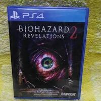 PS4-惡靈古堡啟示2