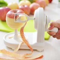 削皮機 蘋果削皮機水果削皮器 梨子削皮刀多功能手搖水果去皮器  數碼人生
