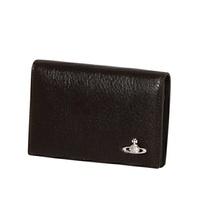 維維恩維斯特伍德Vivienne Westwood人錢包ORB標準標準名片夾黑色 Jos Brand Select Shop