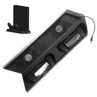 PS4 Pro 風扇支架 風扇 直立架 PS4 Pro 雙風扇散熱器 雙手把充電座 PS4 厚機座充 手把座充 帶USB